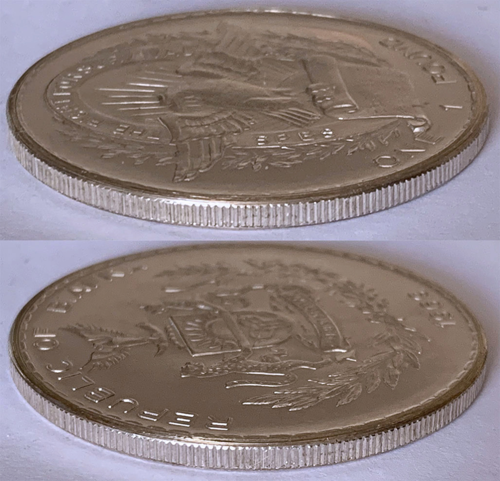 1 pound Biafra 1969 0112