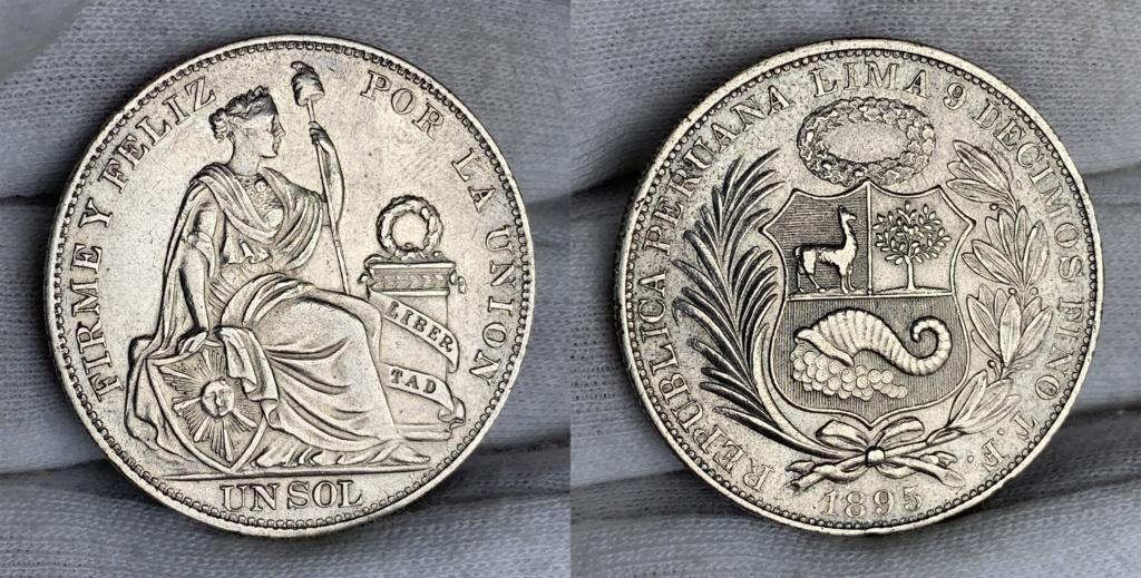 1 Sol. Rep del Perú. 1895 0147
