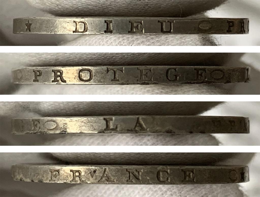 5 francos Francia, primer imperio 1811 0241