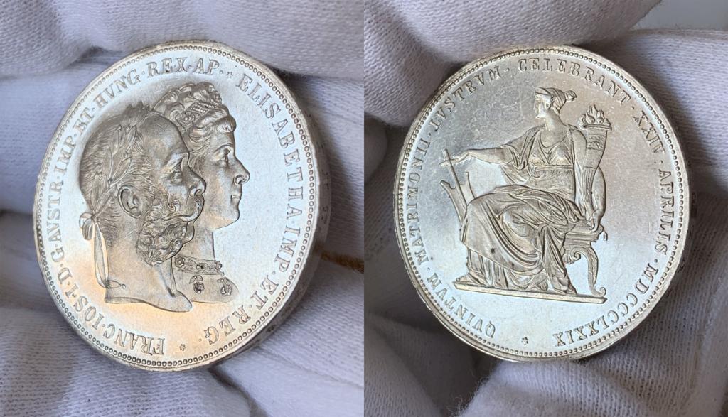 2 florines 1879 Austria 0320