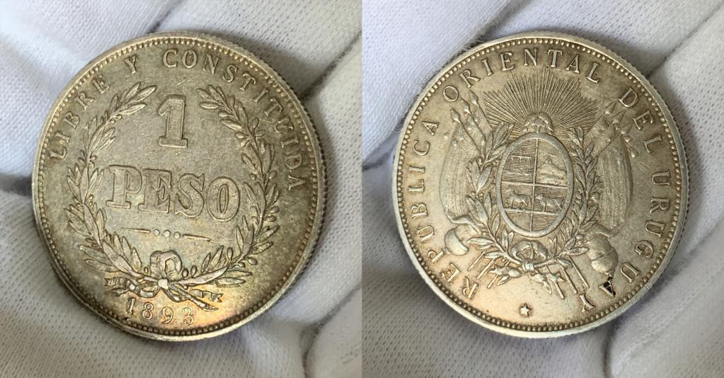 1 Peso Uruguay 1893 03_0110