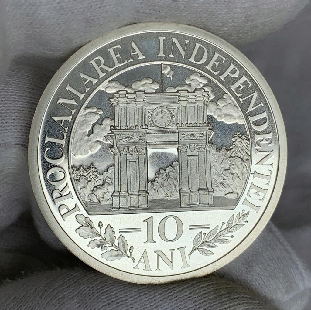 100 Lei República de Moldavia 2001 0417