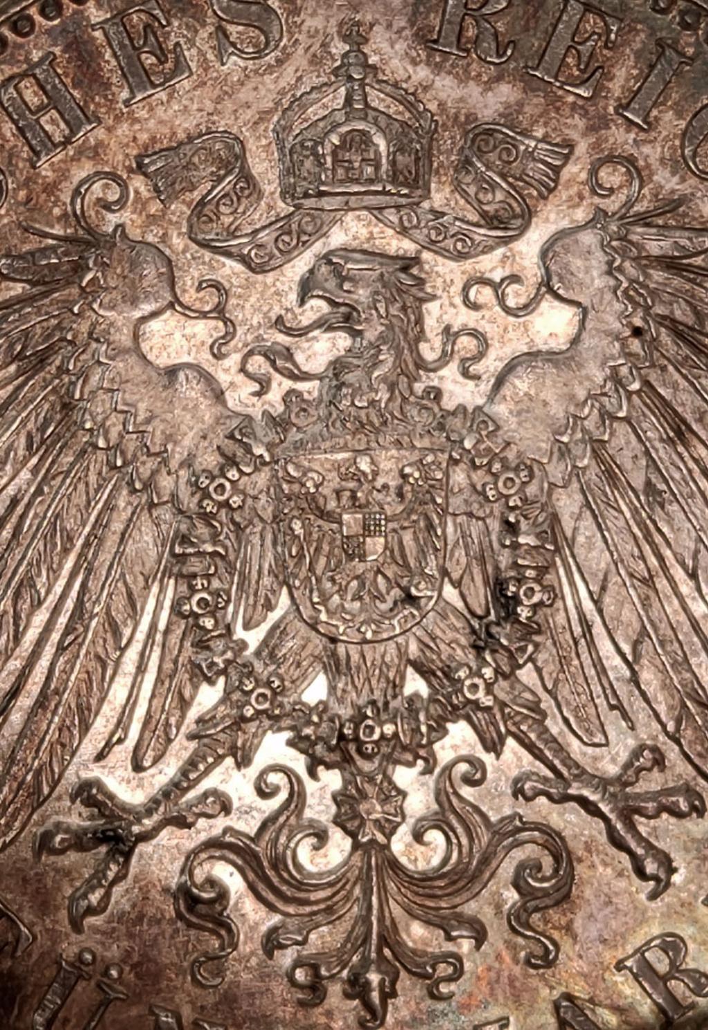 5 marcos Alemania 1903 G 0425