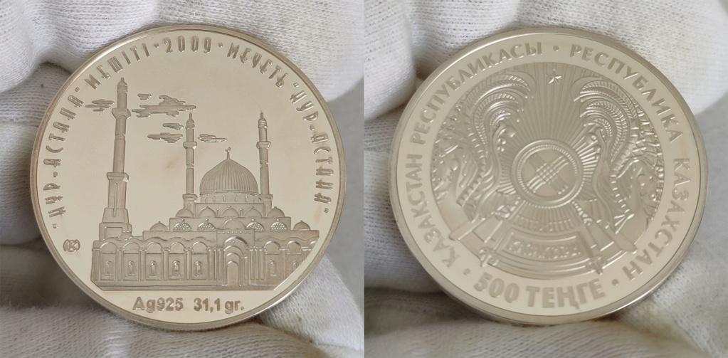 500 Tenge. República de Kazajistán 2009.  0426