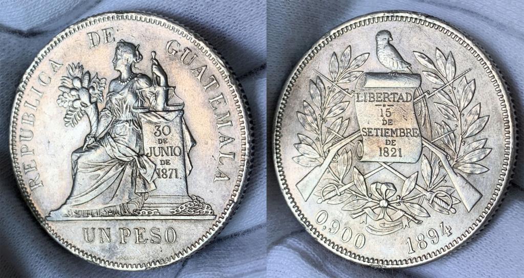 1 Peso Rep. de Guatemala 1894 04_0110