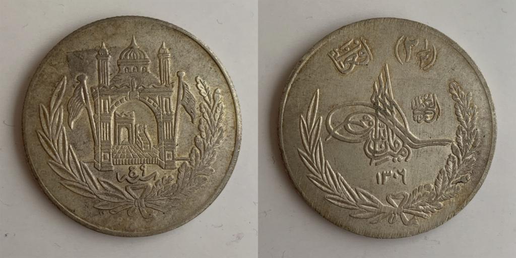 2½ Afghanis 1927 2_1_2_15