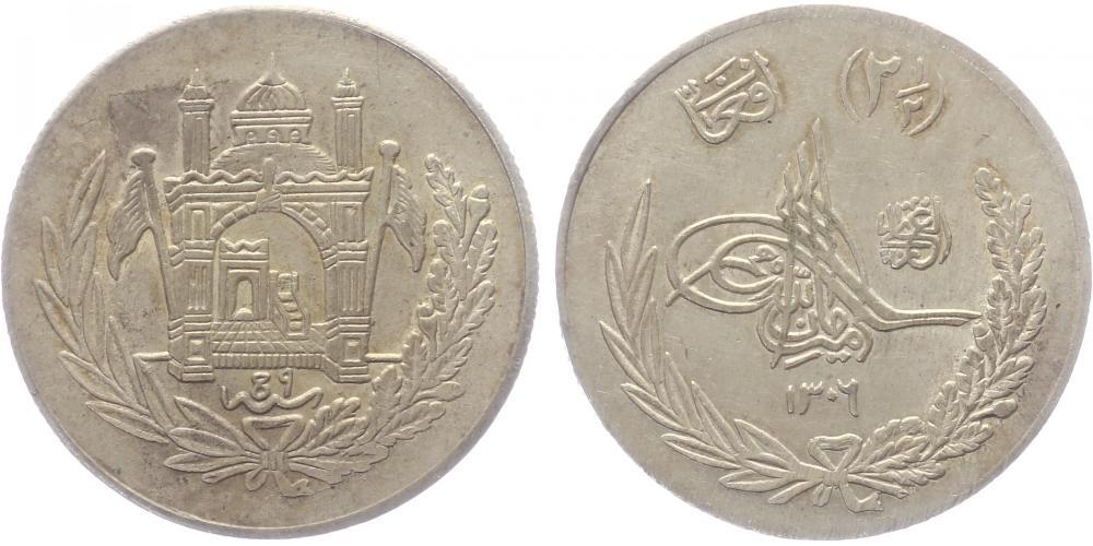 2½ Afghanis 1927 2_1_2_19