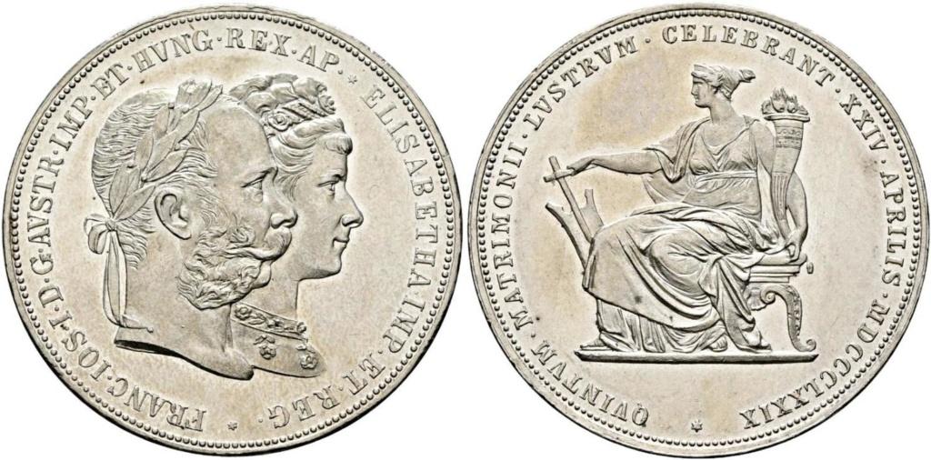 2 florines 1879 Austria 2_flor10
