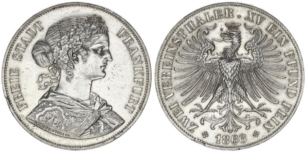 2 Vereinsthaler 1866 Frankfurt 2_thal10