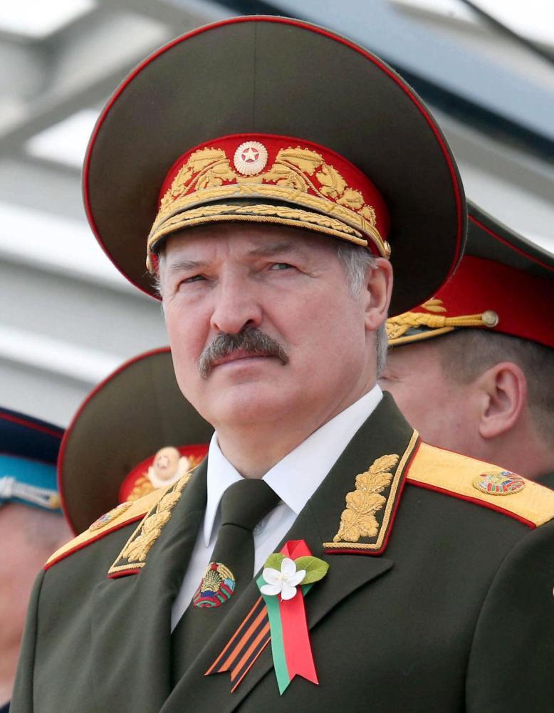 10 Rublos Bielorrusia. 2018 Aleksa10