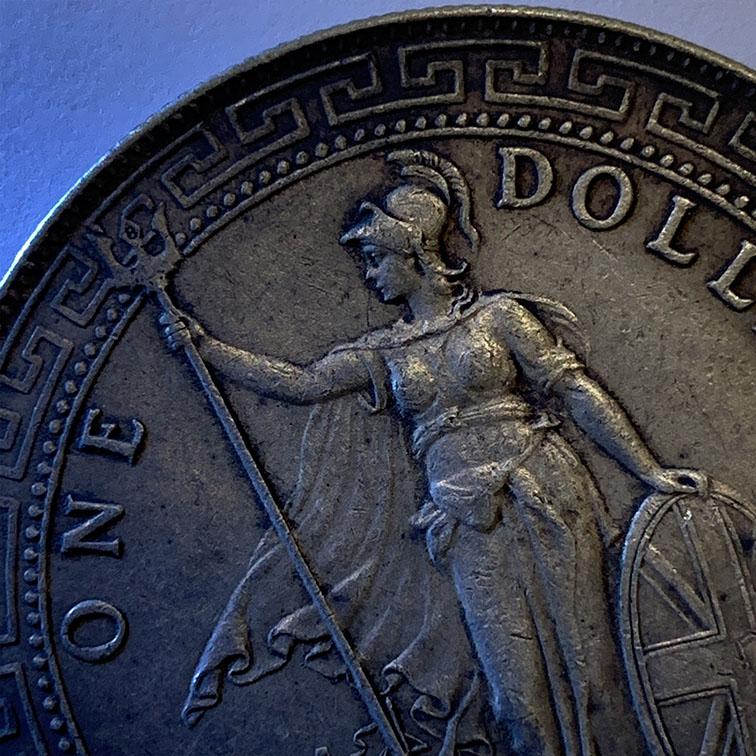 British Trade Dollar de 1902 Britis10