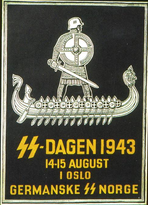 25 Kroner 1970 Noruega. 25 Aniversario de la Liberación Cartel10