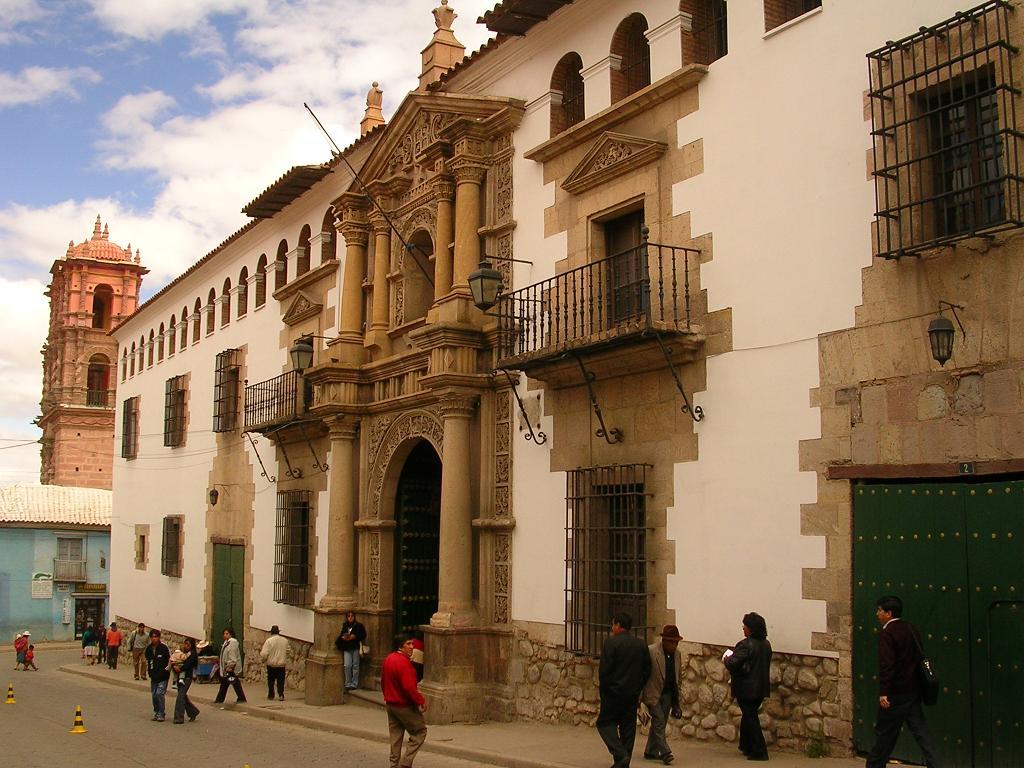 1 Boliviano de 1870. República de Bolivia. Casa_d10
