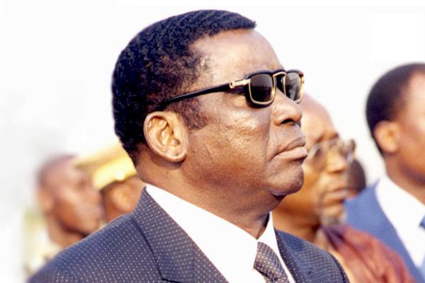 5000 francos cfa. Republica de Togo 1997 Eyadem10