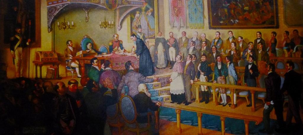 8 Reales Estado de Guatemala 1847 Firma_10