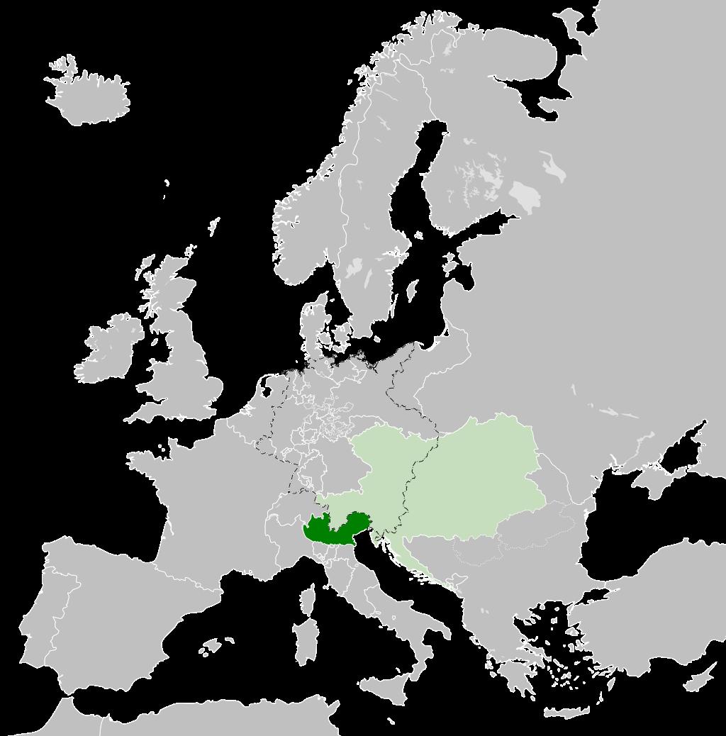 5 Liras 1848 Italia. Gobierno provisional de Lombardía Kingdo10