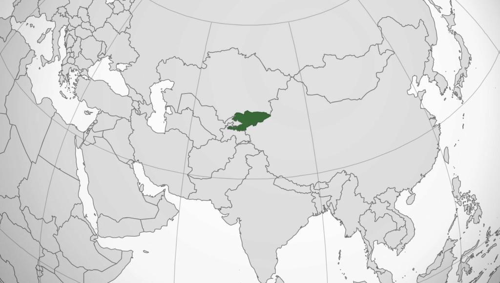 10Som República de Kirguistán 2016 Kirgui10