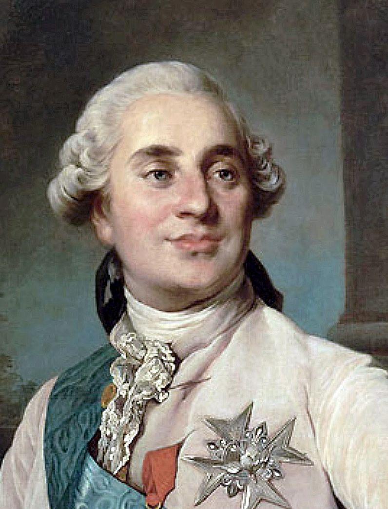 Ecu 1784 Francia Luis XVI Louis_10