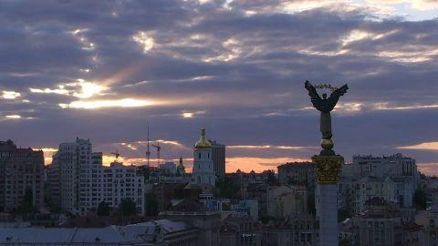 Ucrania 10 hryvnia 2008 Maidan10