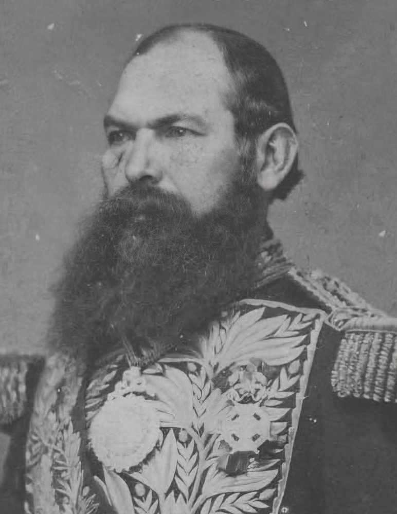 1 Boliviano de 1870. República de Bolivia. Marian10