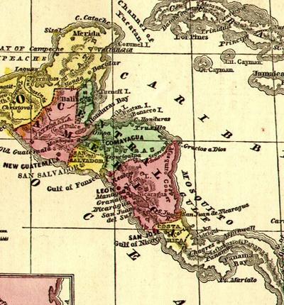 8 Reales Estado de Guatemala 1847 N2861610