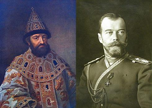 1 Rublo 1913 Rusia - 300 aniversario de la dinastía Romanov - Romano10