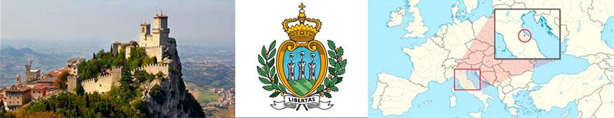 5 Liras San Marino 1898 Sanmar13