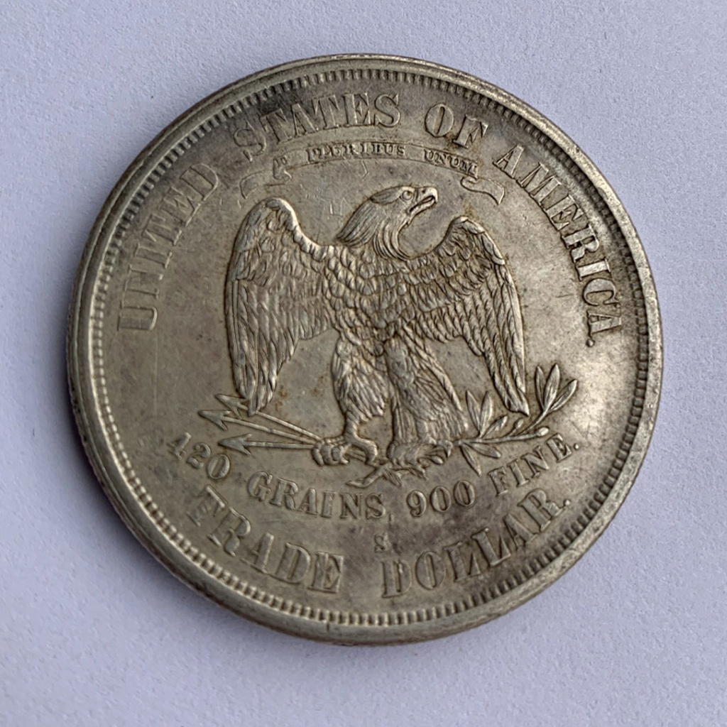 Trade Dollar EEUU 1875 Trade_11