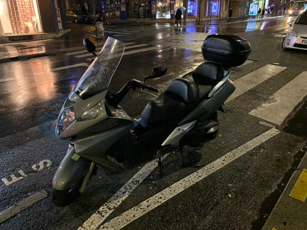 Hello ! New SW600 owner Honda_10