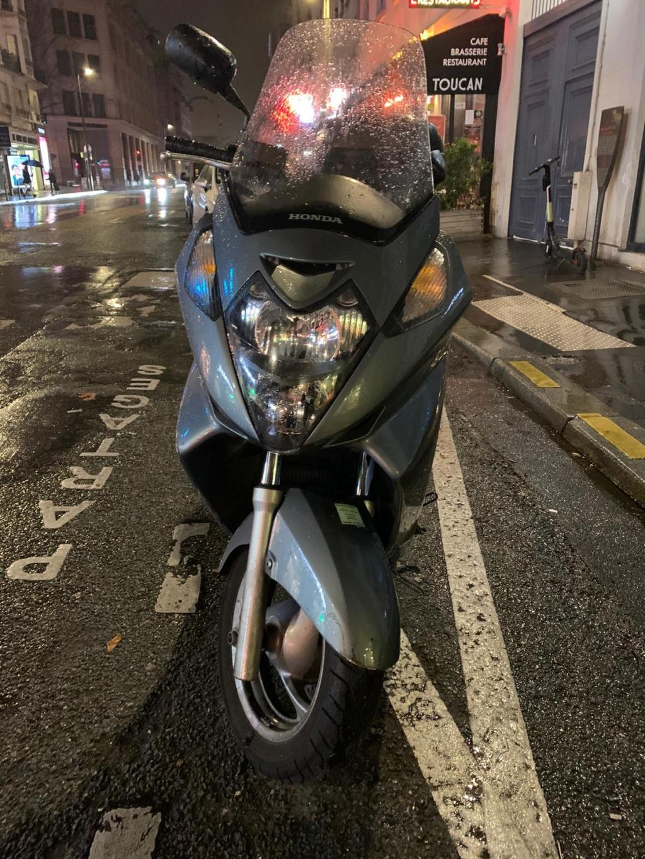 Hello ! New SW600 owner Honda_12