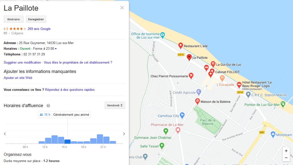 Visue Normande Samedi 27 Juin 2020 Restau10
