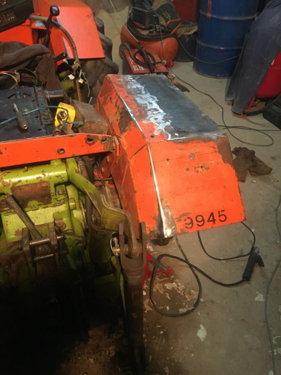 [Agria 9945] Restauración/reparación 9203ad10
