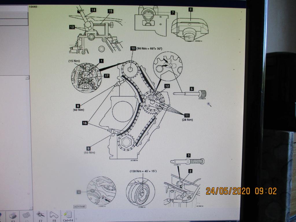 [ Opel Zafira 2.2 dti an 2004 ] ne démarre plus après remplacement moteur  Img_0010