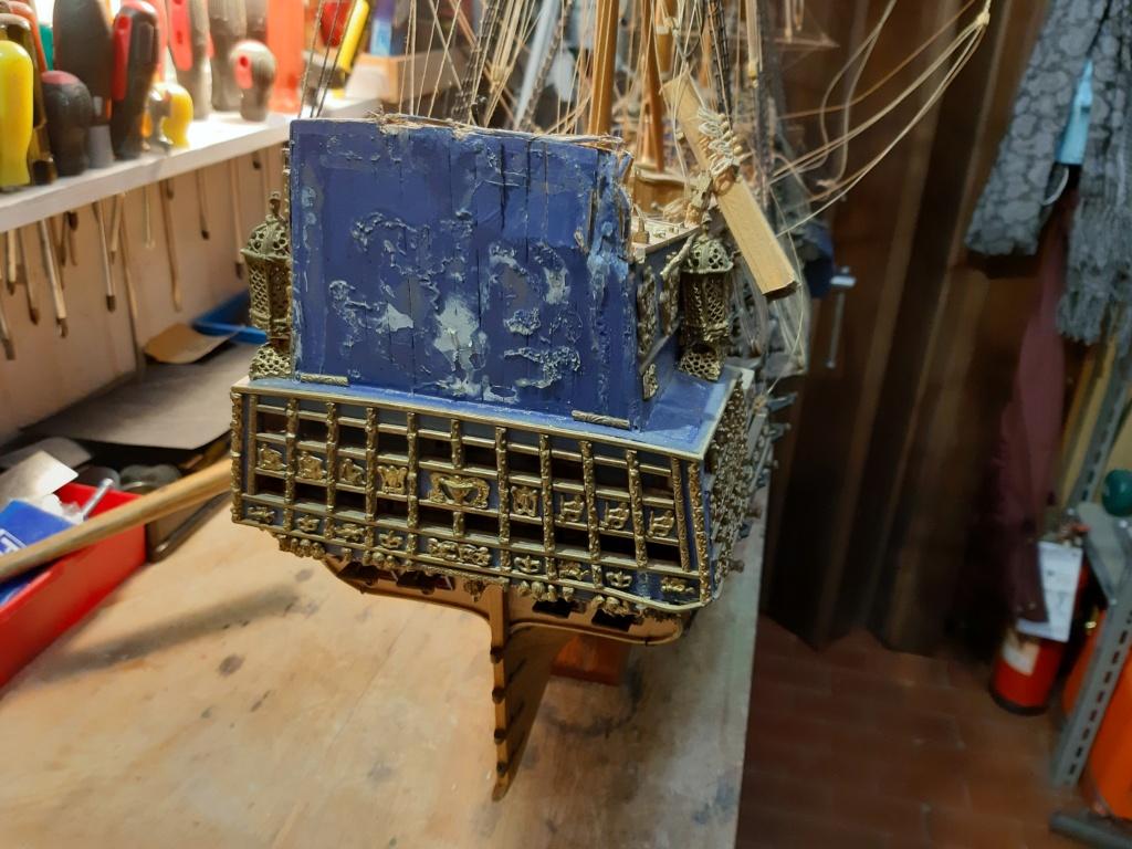 Sovering of Seas  riparazione e restauro 20210110