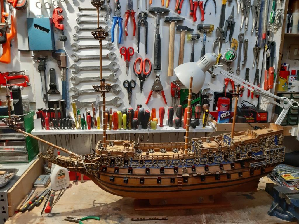 Sovering of Seas  riparazione e restauro 20210112