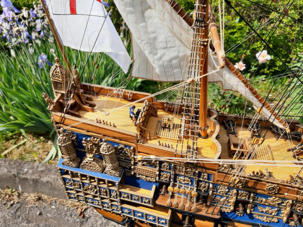 Sovering of Seas  riparazione e restauro 20210617