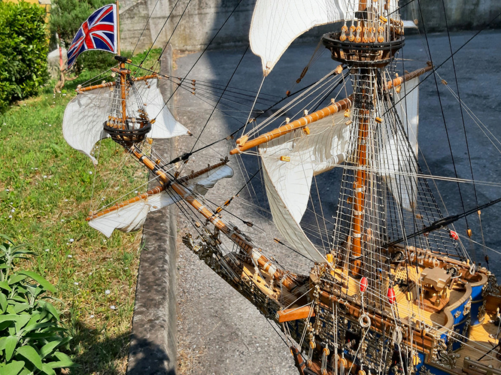 Sovering of Seas  riparazione e restauro 20210622