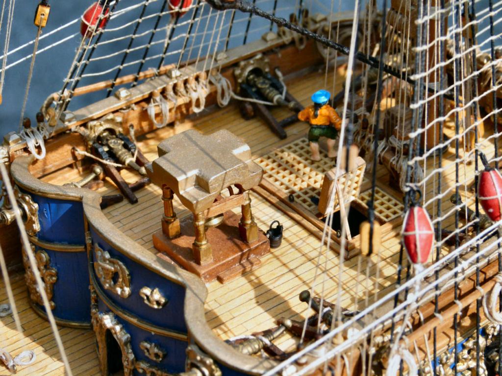 Sovering of Seas  riparazione e restauro M35710