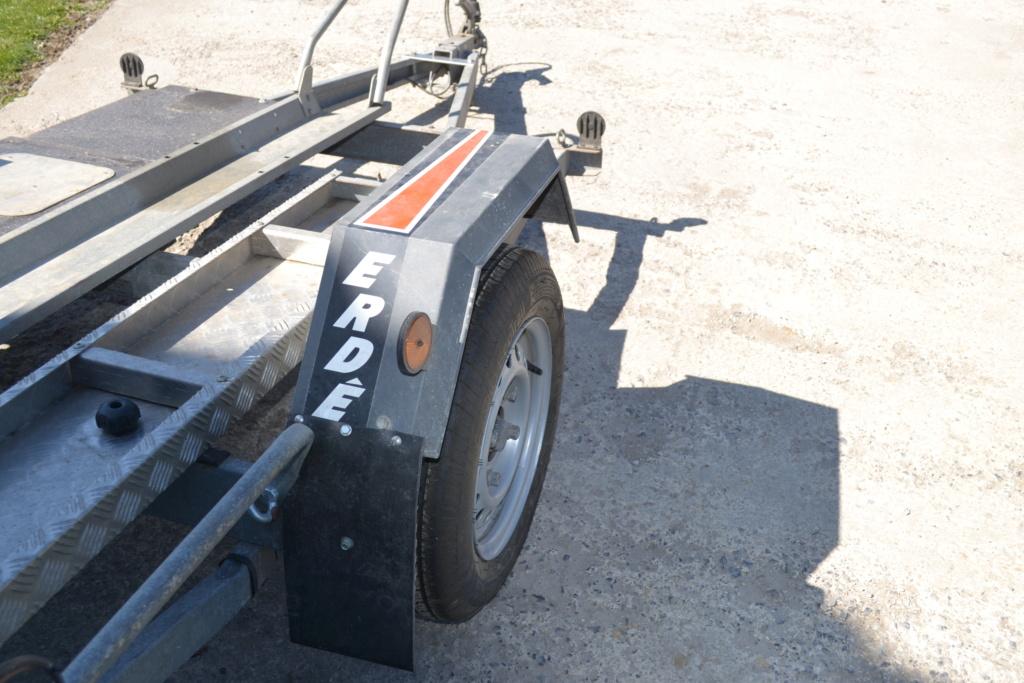 PETITES ANNONCES - vend remorque transport moto Remorq12