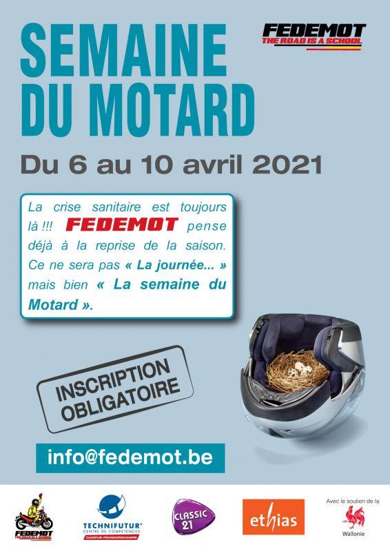 MANIFESTATION - Semaine du motard en Belgique Semane10