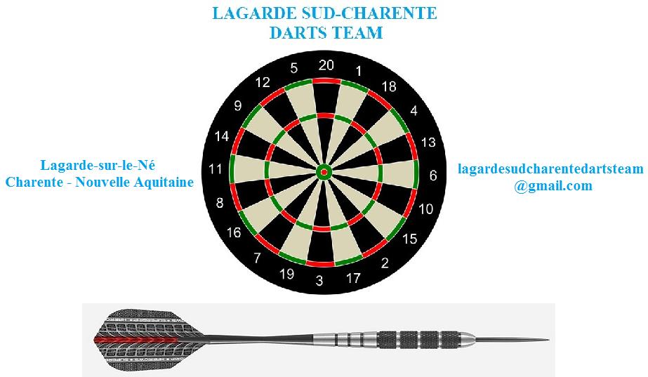 LAGARDE SUD-CHARENTE DARTS TEAM