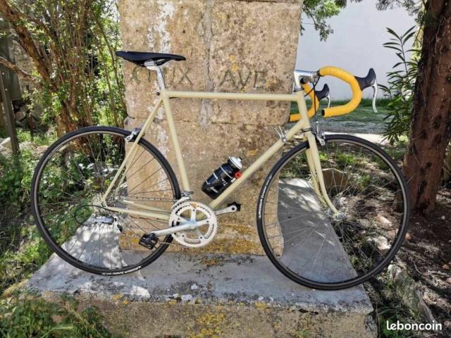 Projet de vélo GRAVEL Gravel11