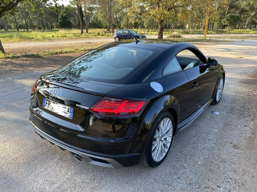 Audi 40 TFSI 197ch  63a27a10