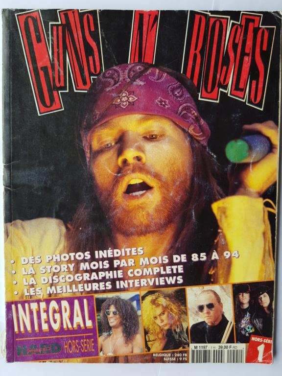 1994.MM.DD - GNR French magazine 1994 Hard Force (hors-serie) P110