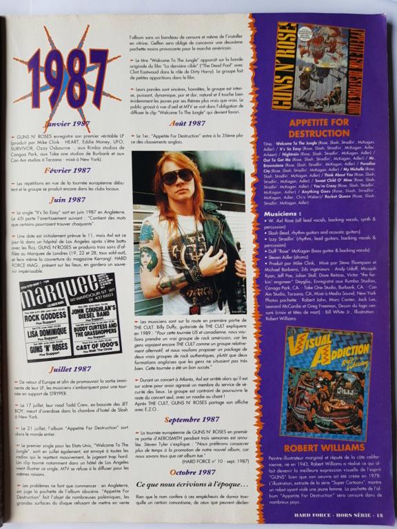 1994.MM.DD - GNR French magazine 1994 Hard Force (hors-serie) P1510