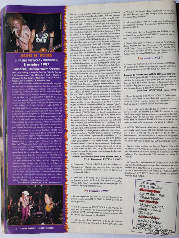 1994.MM.DD - GNR French magazine 1994 Hard Force (hors-serie) P1610