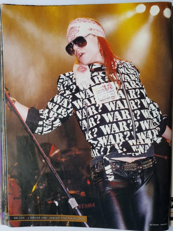 1994.MM.DD - GNR French magazine 1994 Hard Force (hors-serie) P2610