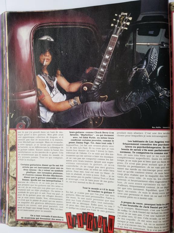 1994.MM.DD - GNR French magazine 1994 Hard Force (hors-serie) P4010