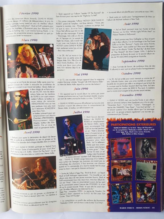 1994.MM.DD - GNR French magazine 1994 Hard Force (hors-serie) P4311