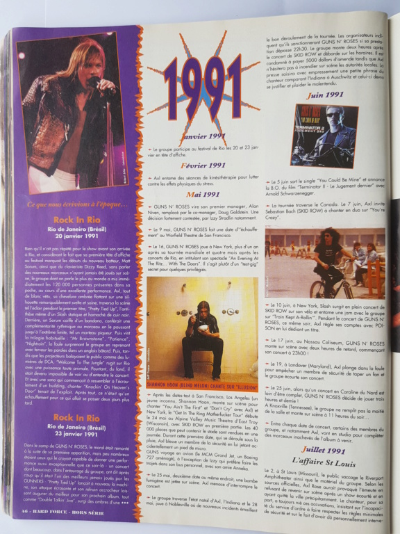 1994.MM.DD - GNR French magazine 1994 Hard Force (hors-serie) P4410